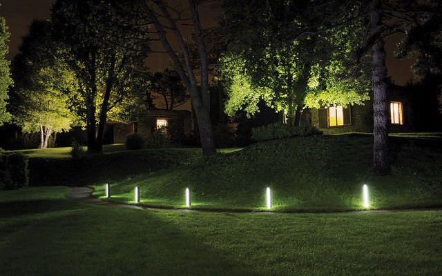 L 39 clairage led au c ur du d cor ext rieur ampoule led for Eclairage led exterieur de jardin